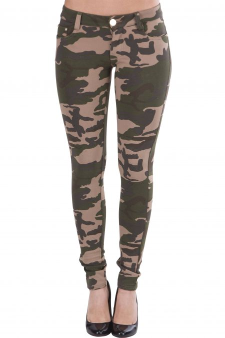 camoflouage byxa stretch pants diabless of sweden